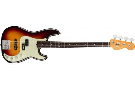 Fender American Ultra Precision Bass RW - Ultraburst