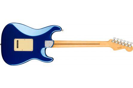 Fender American Ultra Stratocaster Left-Hand MN - Cobra Blue