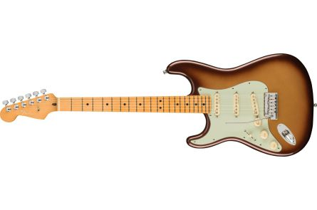 Fender American Ultra Stratocaster Left-Hand MN Mocha Burst