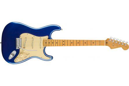 Fender American Ultra Stratocaster MN - Cobra Blue