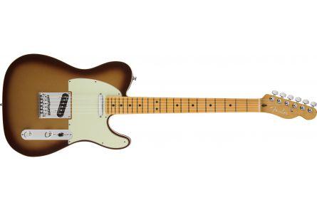 Fender American Ultra Telecaster MN - Mocha Burst