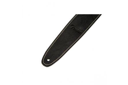 Fender Ball Glove Leather Strap - Black