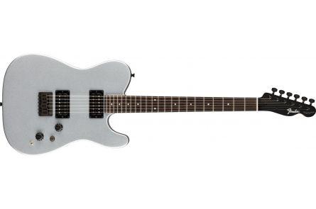Fender Boxer Series Telecaster HH RW - Inca Silver
