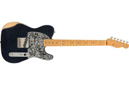 Fender Brad Paisley Esquire - Maple - Black Sparkle
