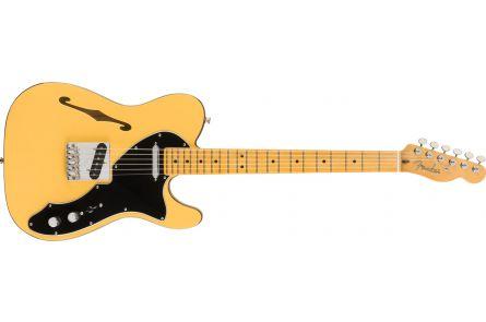 Fender Britt Daniel Tele Thinline MN Amarillo Gold