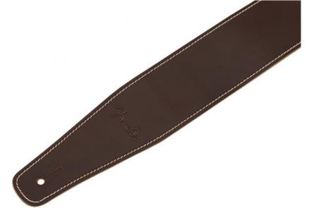 Fender Broken-In Leather Strap - Brown 2.5