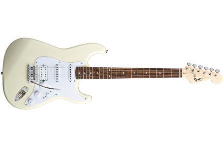 Fender Bullet Stratocaster HSS LRL Arctic White