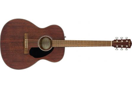 Fender CC-60S Concert All Mahogany - Walnut Fingerboard - Natural