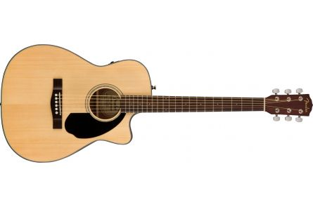 Fender CC-60SCE Concert - Walnut Fingerboard - Natural