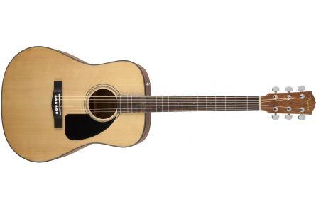 Fender CD-60 Dreadnought V3 DS - Walnut Fingerboard - Natural