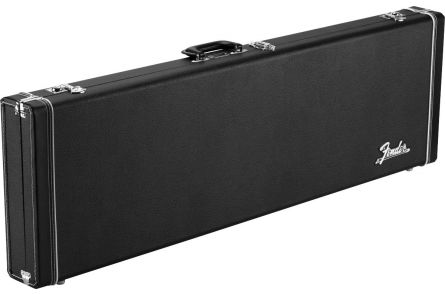 Fender Classic Series Wood Case - Precision Bass/Jazz Bass - Black