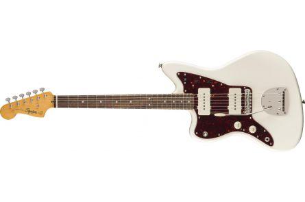 Fender Classic Vibe '60s Jazzmaster Left-Handed LRL Olympic White