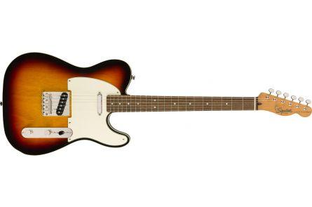 Fender Squier Classic Vibe '60s Custom Telecaster LRL 3-Color Sunburst