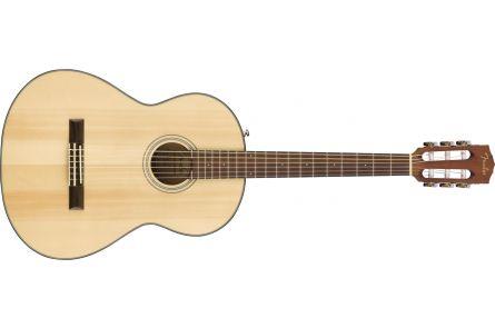 Fender CN-60S Nylon - Walnut Fingerboard - Natural