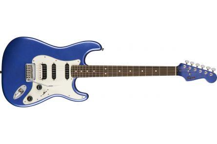 Fender Squier Contemporary Stratocaster HSS LRL - Ocean Blue Metallic