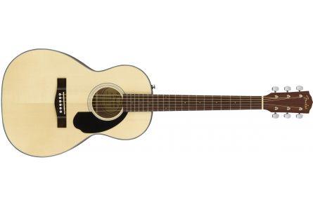 Fender CP-60S Parlor - Walnut Fingerboard - Natural