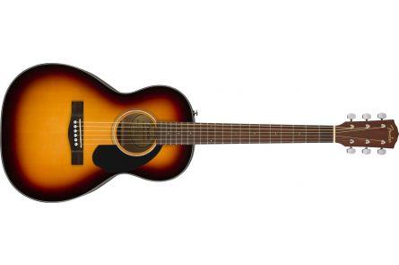 Fender CP-60S Parlor - Walnut Fingerboard - Sunburst