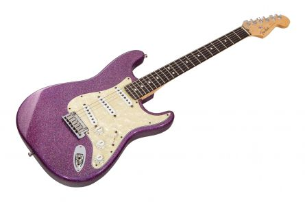 Fender Custom Shop American Classic Stratocaster - Holoflake Purple