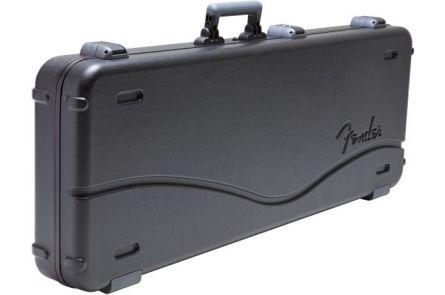 Fender Deluxe Molded Jaguar/Jazzmaster Case - Black