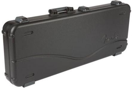 Fender Deluxe Molded Strat/Tele Case - Black