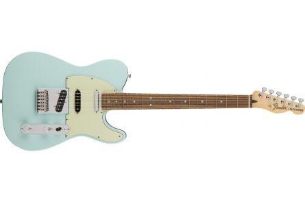 Fender Deluxe Nashville Telecaster PF - Daphne Blue