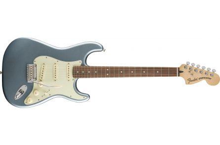 Fender Deluxe Roadhouse Stratocaster - Pau Ferro Fingerboard - Mystic Ice Blue