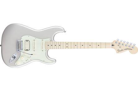 Fender Deluxe Stratocaster HSS MN - Blizzard Pearl