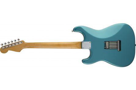Fender Eric Johnson Stratocaster MN Lucerne Aqua Firemist