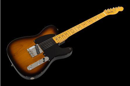 Fender 70th Anniversary Esquire MN - 2-Color Sunburst