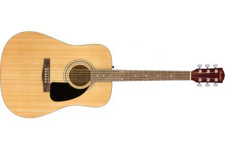 Fender FA-115 Dreadnought Pack - Natural - Walnut Fingerboard
