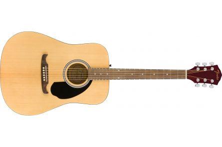 Fender FA-125 Dreadnought w/bag - Walnut Fingerboard - Natural
