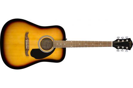 Fender FA-125 Dreadnought - Walnut Fingerboard - Sunburst