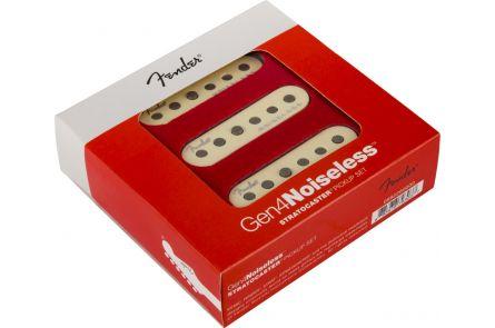 Fender Gen 4 Noiseless Stratocaster Pickups - Set of 3