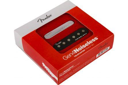 Fender Gen 4 Noiseless Telecaster Pickups - Set of 2
