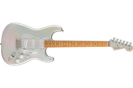 Fender H.E.R. Stratocaster MN Chrome Glow