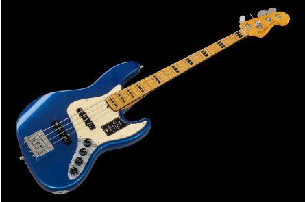 Fender American Ultra Jazz Bass MN - Cobra Blue