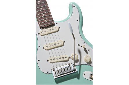 Fender Jeff Beck Signature Stratocaster MN Surf Green