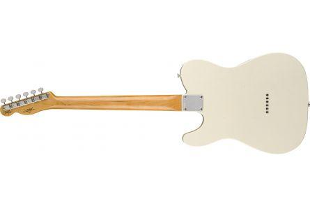 Fender Jimmy Page Signature Telecaster Journeyman Relic RW - White Blonde
