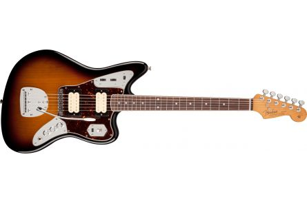 Fender Kurt Cobain Jaguar MN 3-Color Sunburst