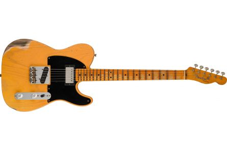 Fender Limited Edition '51 HS Telecaster Heavy Relic MN Aged Butterscotch Blonde