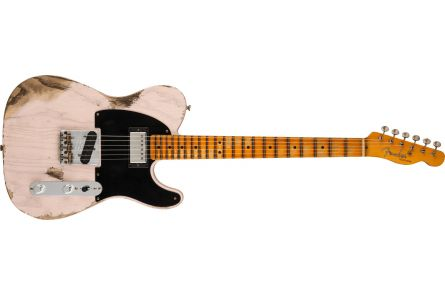 Fender Limited Edition '51 HS Telecaster Heavy Relic MN Aged White Blonde