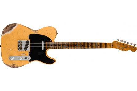 Fender Limited Edition '51 Telecaster Heavy Relic MN Aged Nocaster Blonde