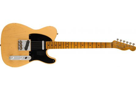 Fender Limited Edition '51 Telecaster Journeyman Relic MN Aged Nocaster Blonde