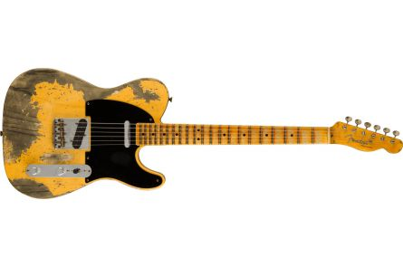 Fender Limited Edition '51 Telecaster Super Heavy Relic MN Aged Nocaster Blonde