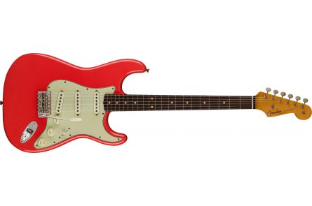 Fender Limited Edition '62/'63 Stratocaster Journeyman Relic MN Aged Fiesta Red