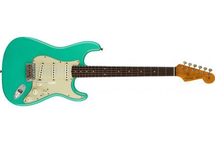 Fender Limited Edition '62/'63 Stratocaster Journeyman Relic RW - Aged Seafoam Green