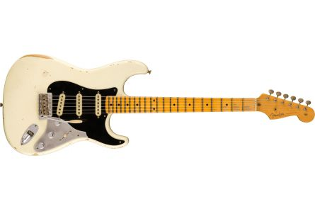 Fender Limited Edition Poblano II Stratocaster Relic MN Aged Olympic White