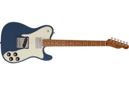 Fender Made in Japan Hybrid Telecaster Custom Limited Run - Roasted MN - Indigo