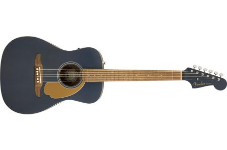 Fender Malibu Player - Walnut Fingerboard - Midnight Satin