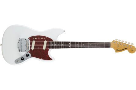 Fender MIJ Traditional '60s Mustang MN Arctic White